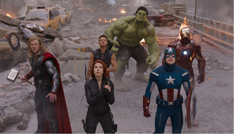6 Lessons About Success From The Avengers