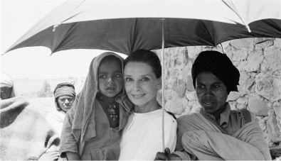 5 Audrey Hepburn Quotes about Giving Back
