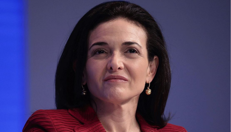 Facing Adversity - Sheryl Sandberg