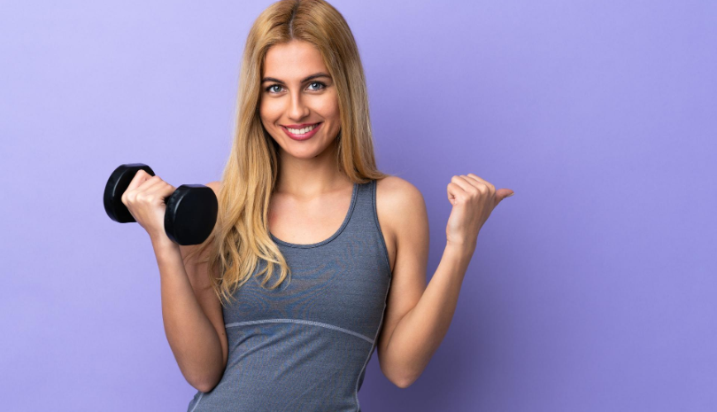Beginner's Guide to Working Out With Dumbbells to Increase Shoulder Strength