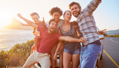 The 5 Friend-Types You Should Have On Your Trip