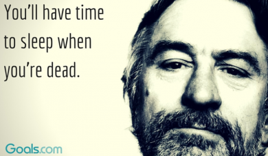 You\'ll Have Time To Sleep When You\'re Dead