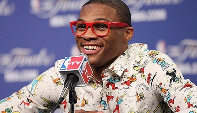 Russell Westbrook has entered the fashion industry because \'Why Not?\'