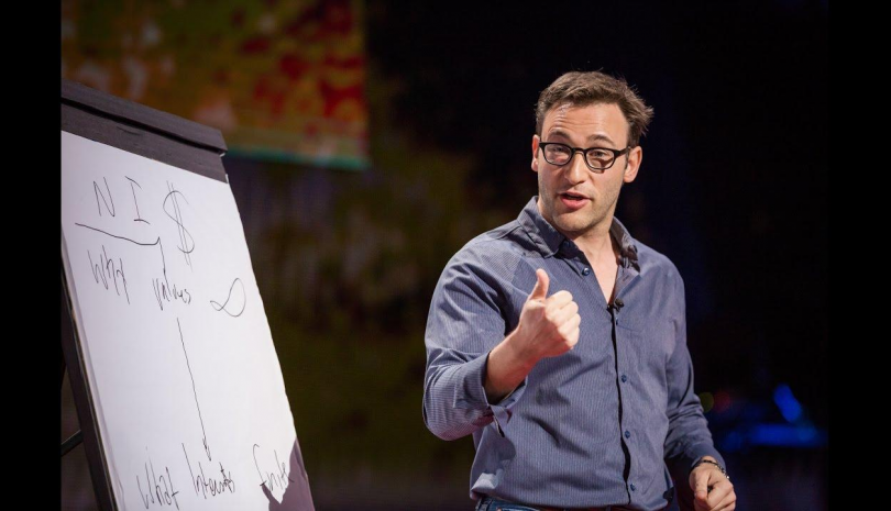 Simon Sinek: Break The Rules, Achieve Your Goals