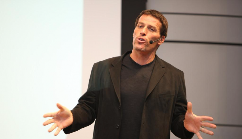 5 Tony Robbins Quotes about the Road to Success