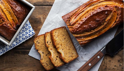 Banana Bread is Back On The Menu!