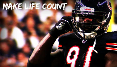 Make life Count - Tommie Harris