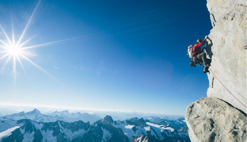 5 ways mountain climbers will inspire you to achieve your goals