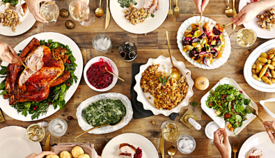 9 Healthiest Side Dishes For Your Thanksgiving Feast