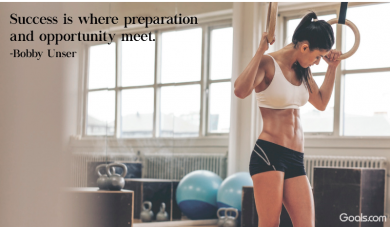 Success is where preparation and opportunity meet. ~ Bobby Unser
