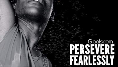 Whatever you do, persevere fearlessly.