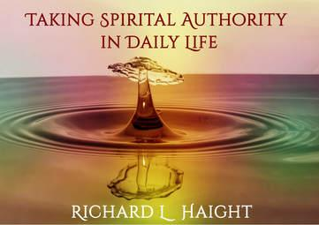 Register to access Haight\'s free audio course about the spiritual enlightenment process and how to take practical spiritual authority in your daily life.